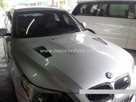 BMW E60 LUMMA STYLE DESIGN FRONT BONNET HOOD