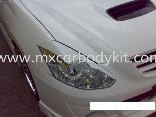 TOYOTA CALDINA 2003-08 J-EMOTION DESIGN HEAD LAMP EYE LIP CALDINA 2003 TOYOTA