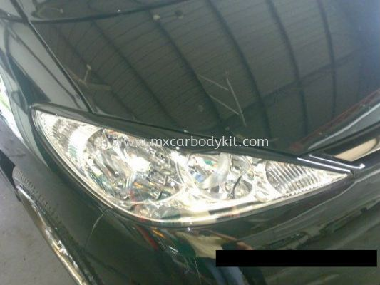 TOYOTA ESTIMA ACR30 2003-05 MODELISTA DESIGN HEAD LAMP EYE LIP