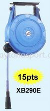 XB290E Enclosed Air Hose Reel Maxfly Machine