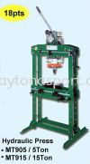 MT905/MT915 Hydraulic Press Maxfly Machine
