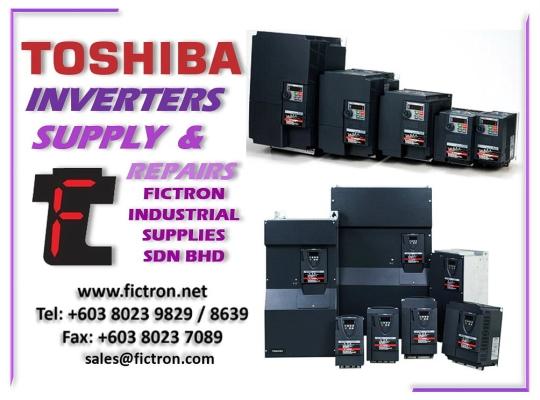 VFPS1-4110KPC VF-PS1 Series 400v TOSHIBA Inverter Supply & Repair Malaysia Singapore Thailand Indonesia Philippines Vietnam Europe & USA