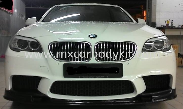 BMW F10 M5 3DESIGN STYLE FRONT BUMPER LIPS F10 (5 SERIES) BMW