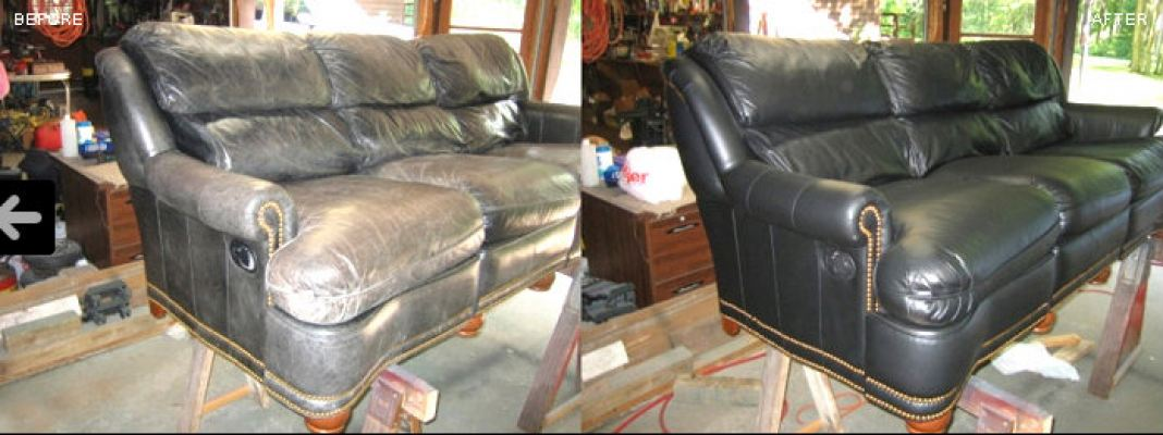 Sofa Repair and Refurbish