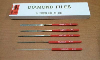 Diamond Files Brands and Products