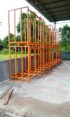 Mild Steel Rack  Galvanised Pallet