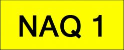 VVIP Number Plate (NAQ1) All Plate