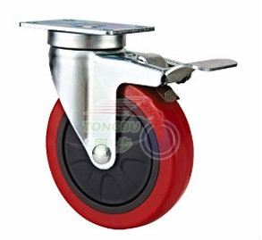 Z10-01B-075-301R Medium Duty Caster Series Casters