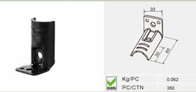 E-21 Piece Metal Joints