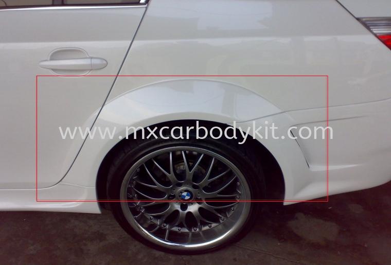 BMW E60 J-EMOTION DESIGN REAR ARCHES E60 (5 SERIES) BMW