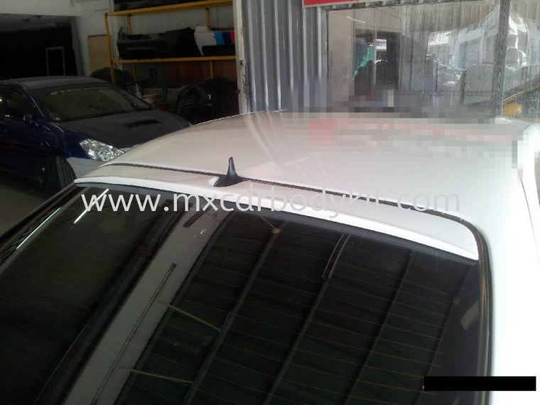 MERCEDES BENZ W220 J-EMOTION DESIGN TOP SPOILER W220 (S CLASS) MERCEDES BENZ