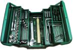 SATA Sata 70pc Cantilever Mechanic Tool Chest & Tray Set 95104A-70-6 /95104A-70-12 Hand Tools / Sockets / Pouch