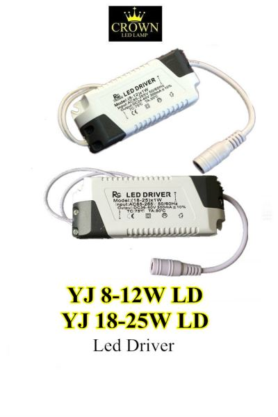 CROWN LED DOWNLIGHT DRIVER