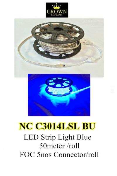 CROWN LED STRIP LIGHT BLUE