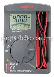PM11 Digital Multimeters��Pocket Type