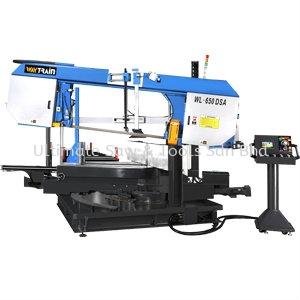 WL-650DSA Semi Auto Bandsaw Machine Bandsaw Machine