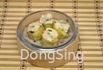 (※D05) SEAFOOD PRAWN MAI 海鲜虾卖 STEAMED 蒸点 DIM SUM 点心类
