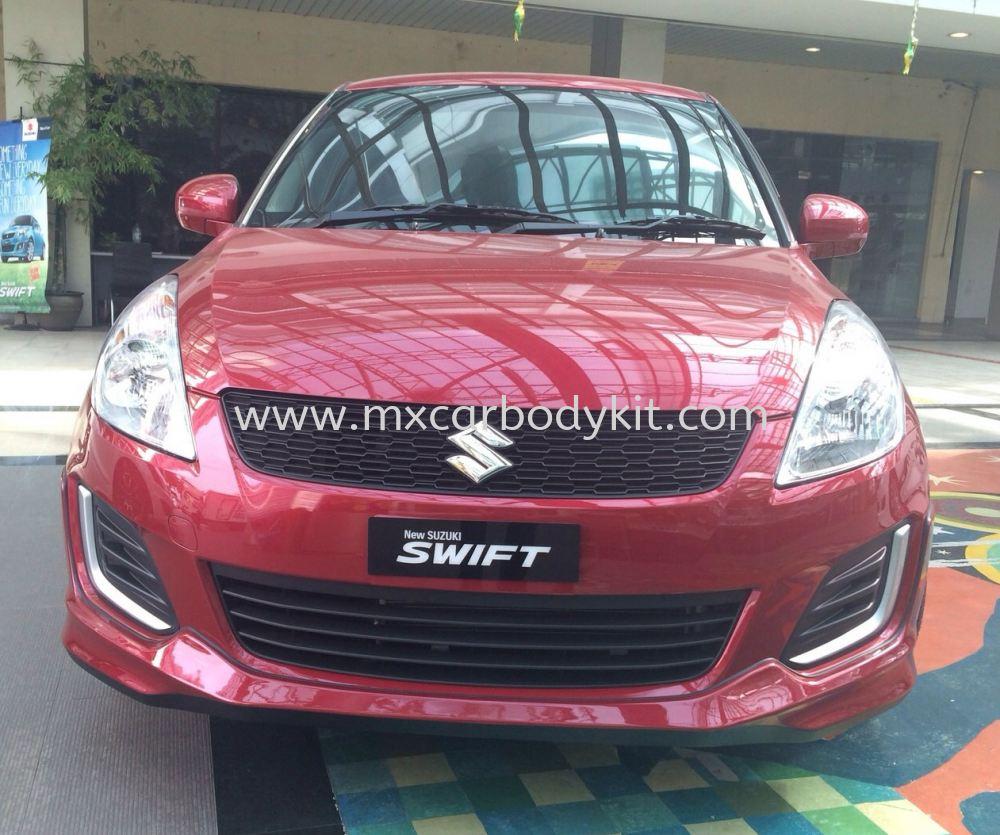 SUZUKI SWIFT 2015 FACELIFT R&R BODY KIT SWIFT 2015 SUZUKI Johor, Malaysia, Johor Bahru (JB), Masai. Supplier, Suppliers, Supply, Supplies | MX Car Body Kit