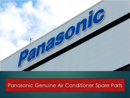 Panasonic Genuine Air Conditioner Spare Parts