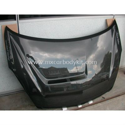 TOYOTA WISH BONNET CARBON FIBRE