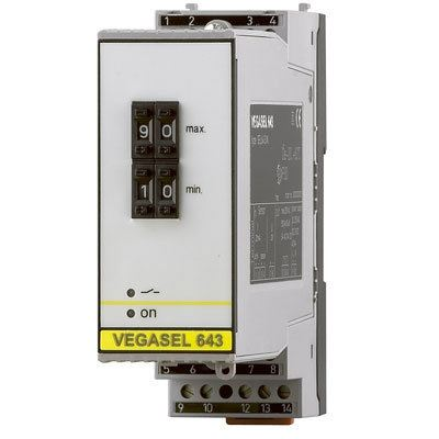 SIGNAL CONDITIONING VEGASEL 643 | Level Detection Min/Max Control
