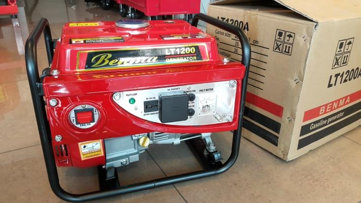 Benma Gasoline Generator LT-1200A ID228122