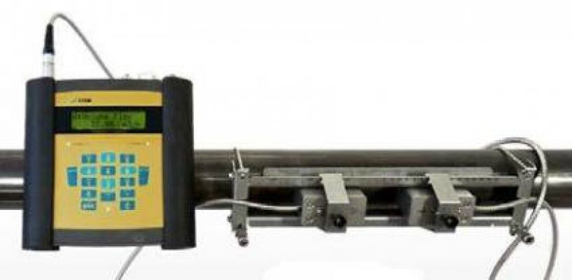 FLEXIM ULTRASONIC FLOWMETER