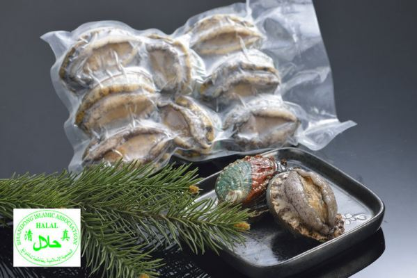 (Coming Soon) Raw / Boiled Abalone