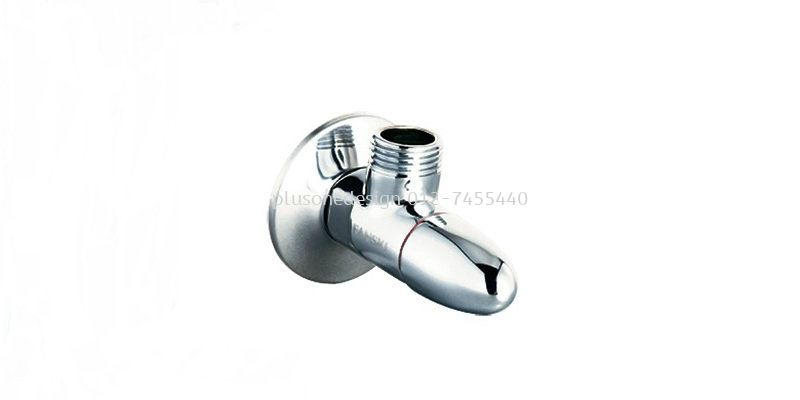Full Brass Angle Valve AP005