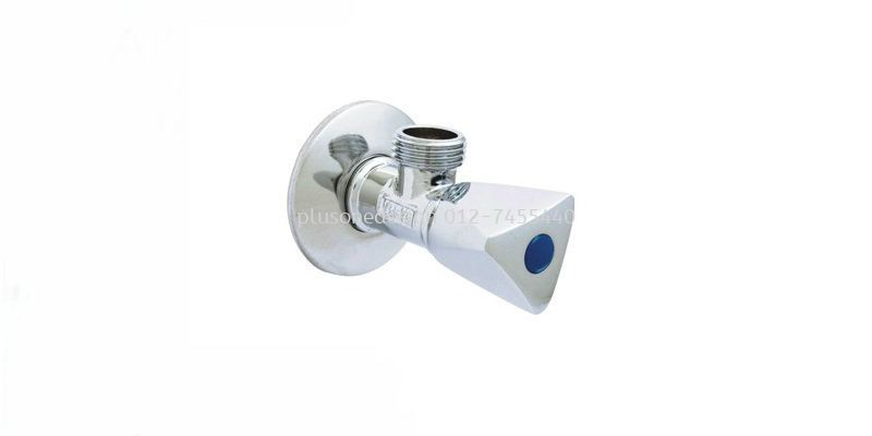 Full Brass Angle Valve AP012