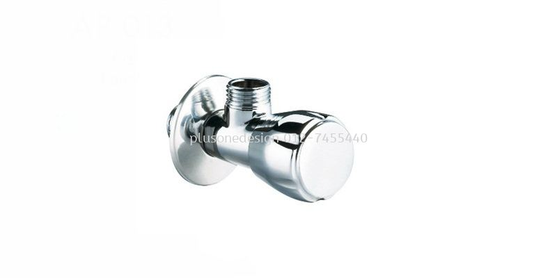 Full Brass Angle Valve AP013