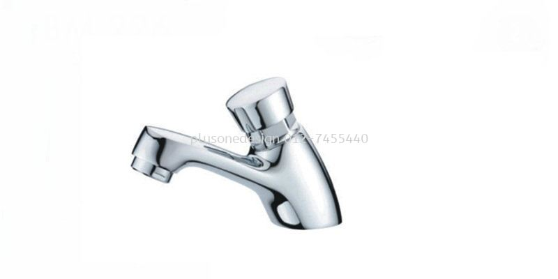 Pillar Self-Closing Basin Tap BM226