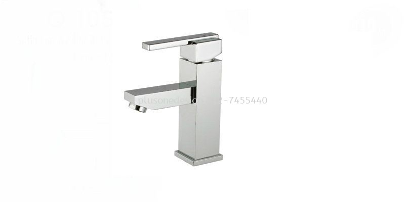 Satin Finish Pillar Basin Tap Q10SS