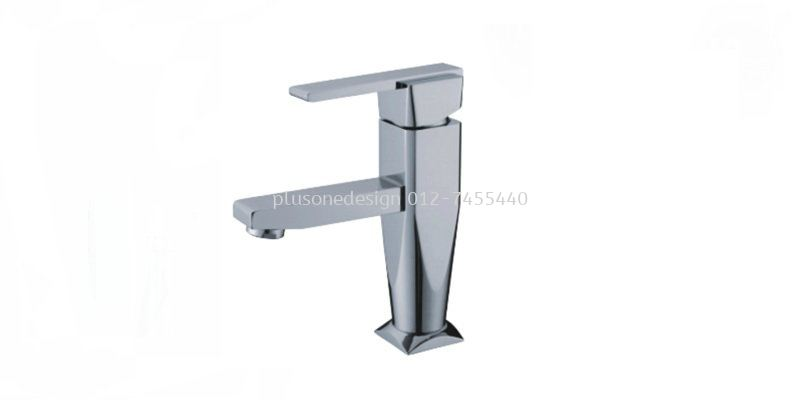 Pillar Basin Mixer M02