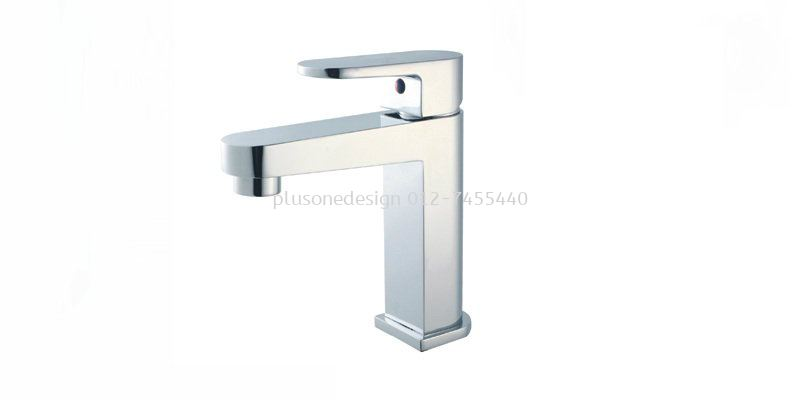 Pillar Basin Mixer M04