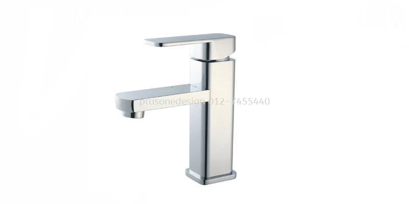 Pillar Basin Mixer M03