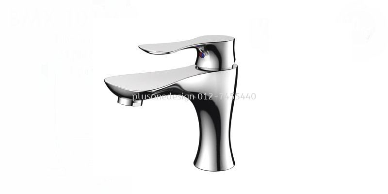Pillar Basin Mixer BMX101M