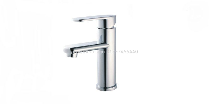 Pillar Basin Mixer M01