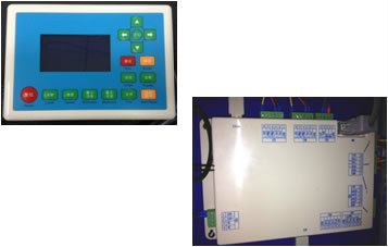 Control Panel (English Version Can Be Optional) Accessories