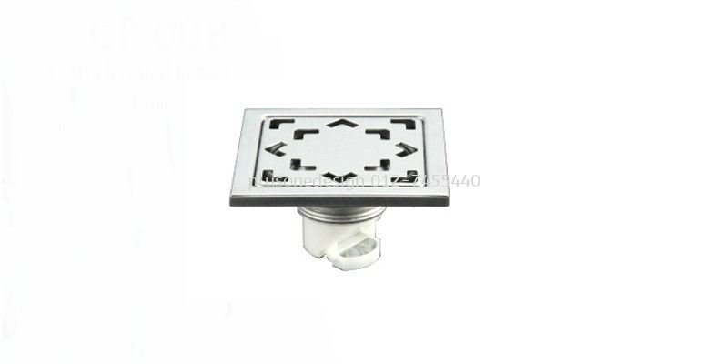 4'' Stainless Steel Grating CP008