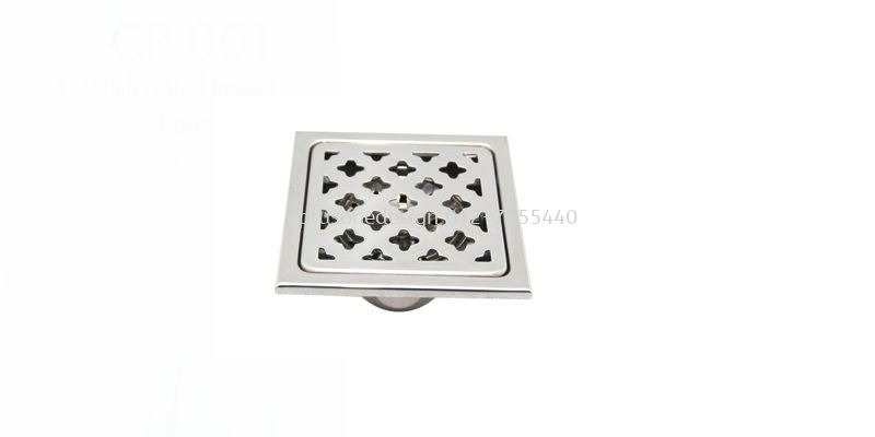 4'' Stainless Steel Grating CP001