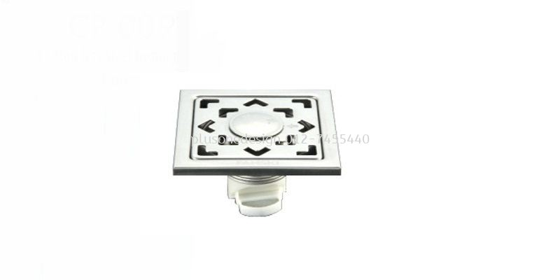 4'' Stainless Steel Grating CP009
