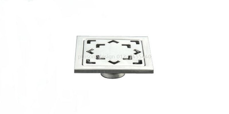 4'' Stainless Steel Grating CP011