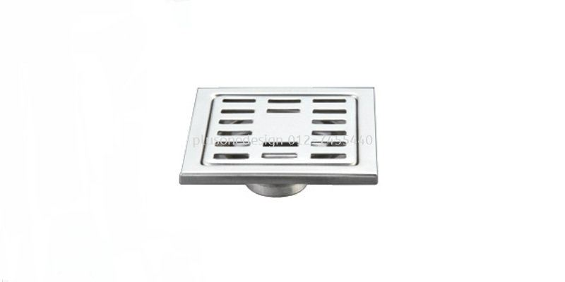 4'' Stainless Steel Grating CP013