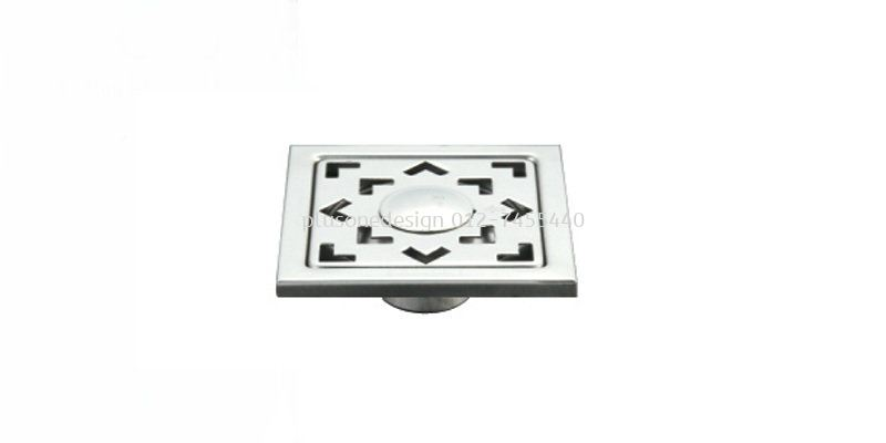 4'' Stainless Steel Grating CP012