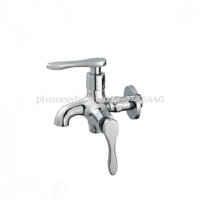 Full Brass Satin Finish 2 Way Tap BM898SS
