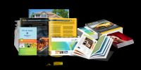 Short Run Booklet UP Leaflet / Brochure Printing
