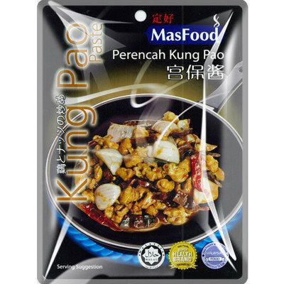 Perencah Kung Pao Chinese Styles Paste