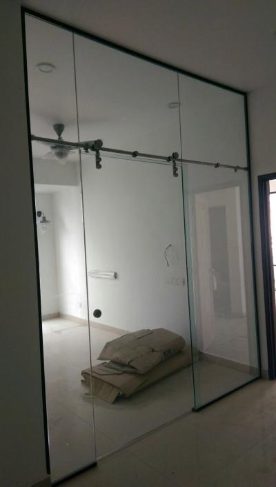 TEMPERED GLASS DOOR 15