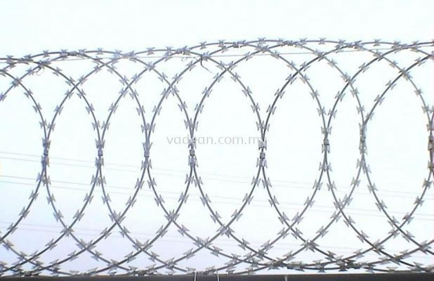 Concertina Razor Barbed Wire